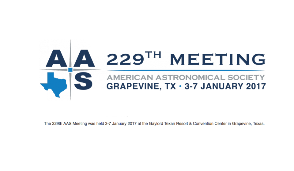 Athena session on the 229th AAS Meeting