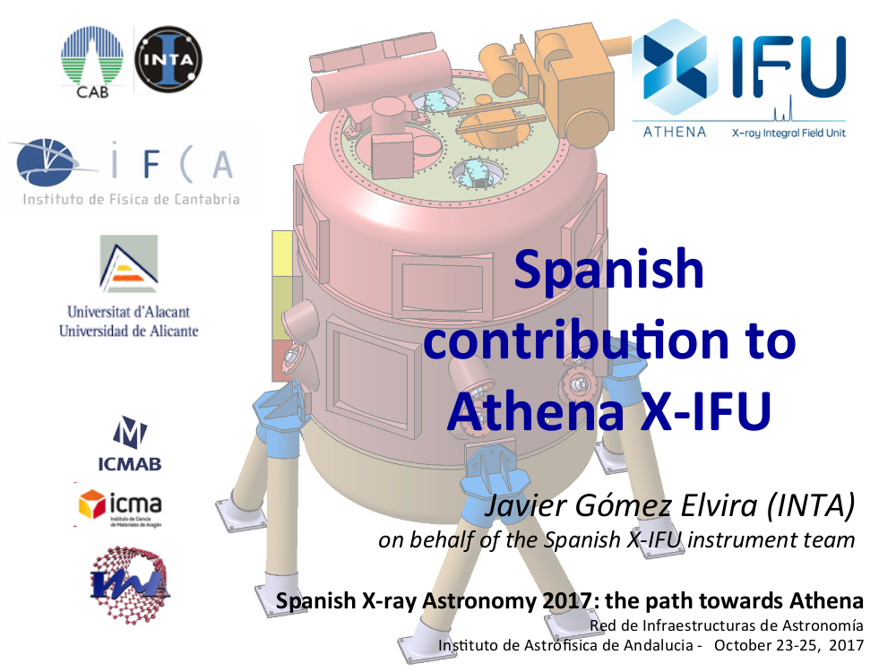 Spanish contribution to Athena X-IFU