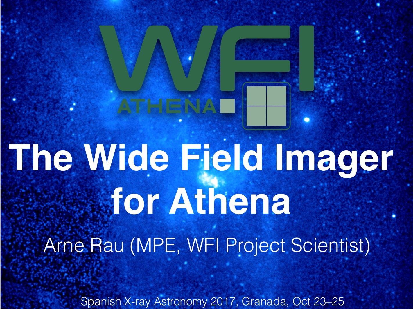 The Wide Field Imager for Athena