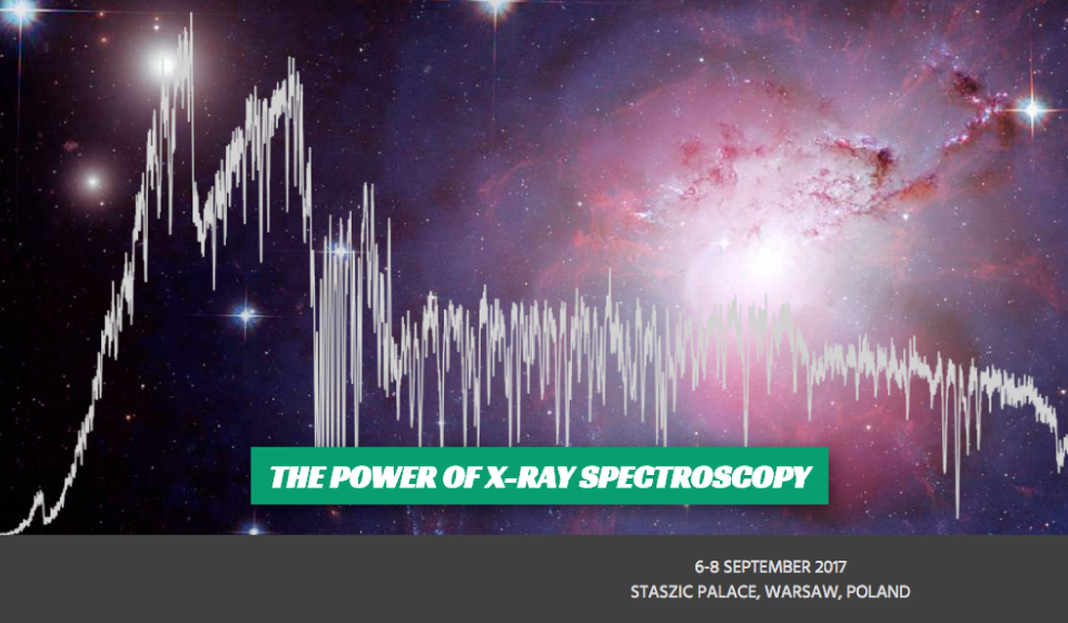 "Workshop ""The power of X-ray spectroscopy"""