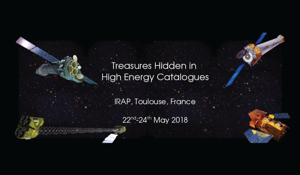 "Congreso: ""Treasures hidden in high-energy catalogues"""