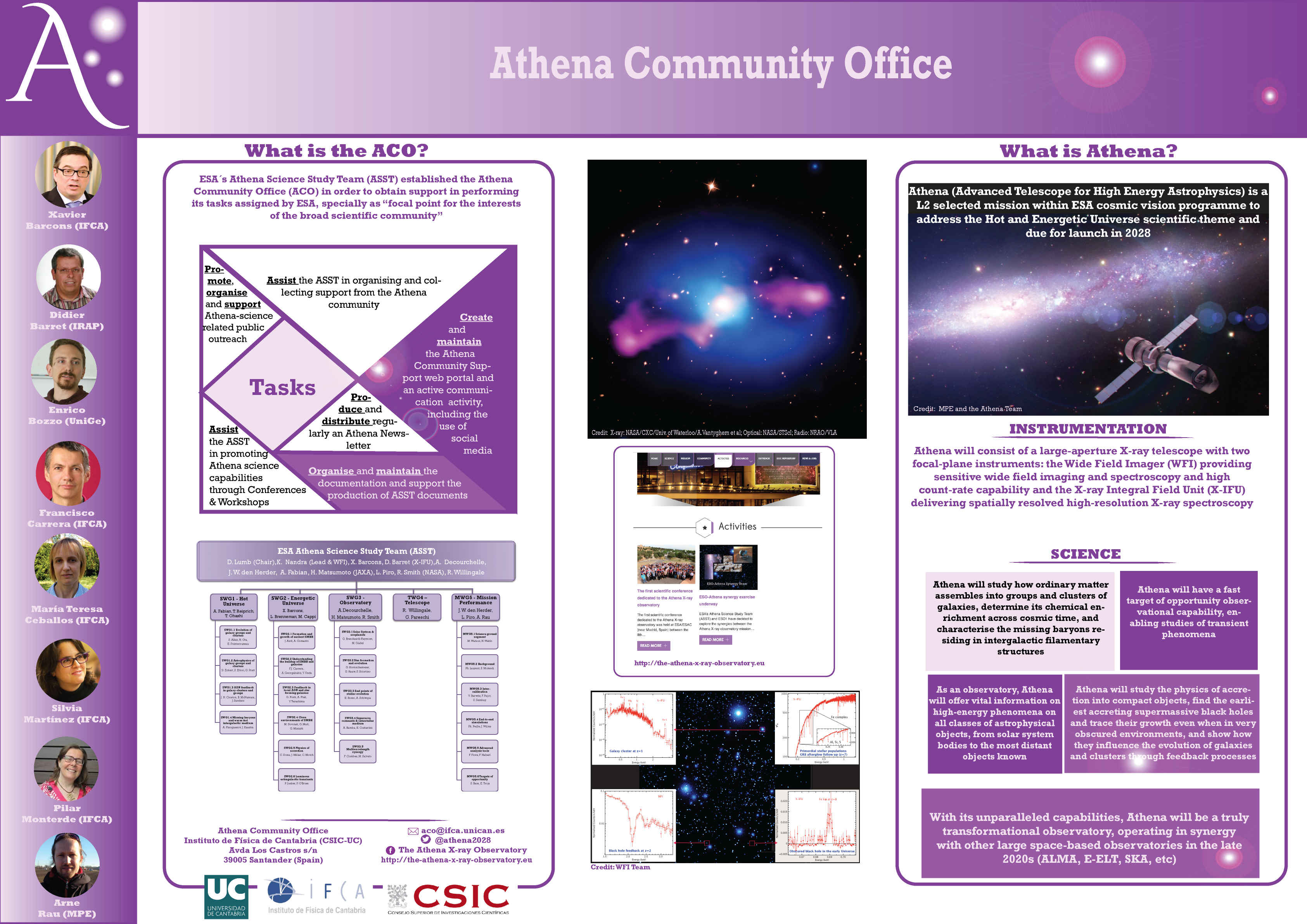 Athena Community Office launch