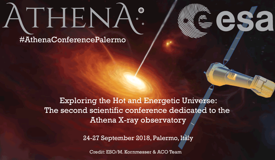 """Exploring the Hot and Energetic Universe"" conference. 24-27 September, 2018"