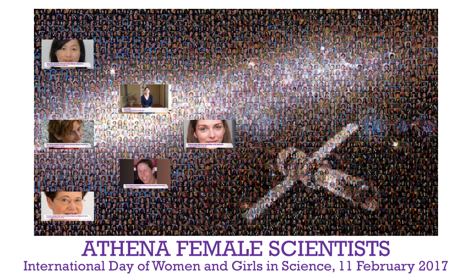 Athena Community celebrated the International Day of Women and Girls in Science 2017