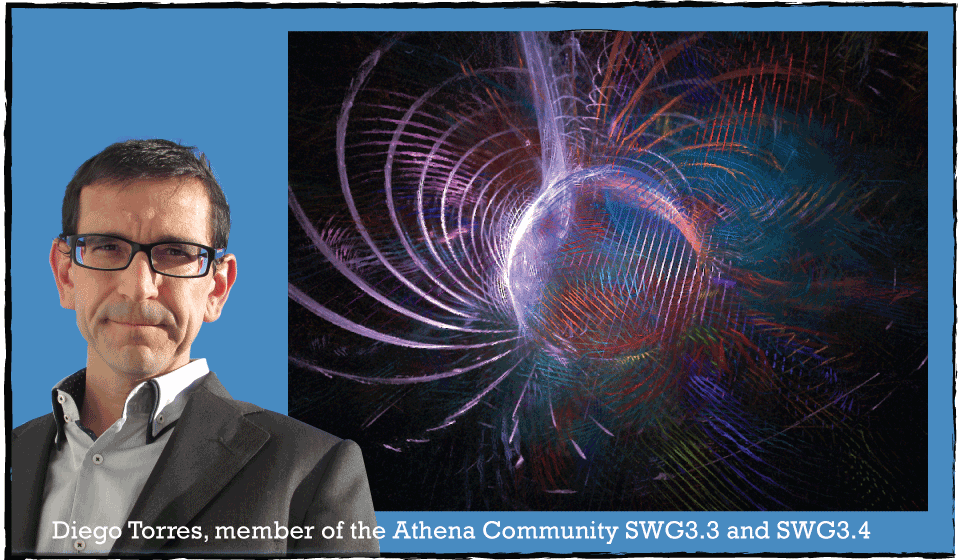 Athena will detect many unknown pulsars as revealed by a work recently published by Diego F. Torres