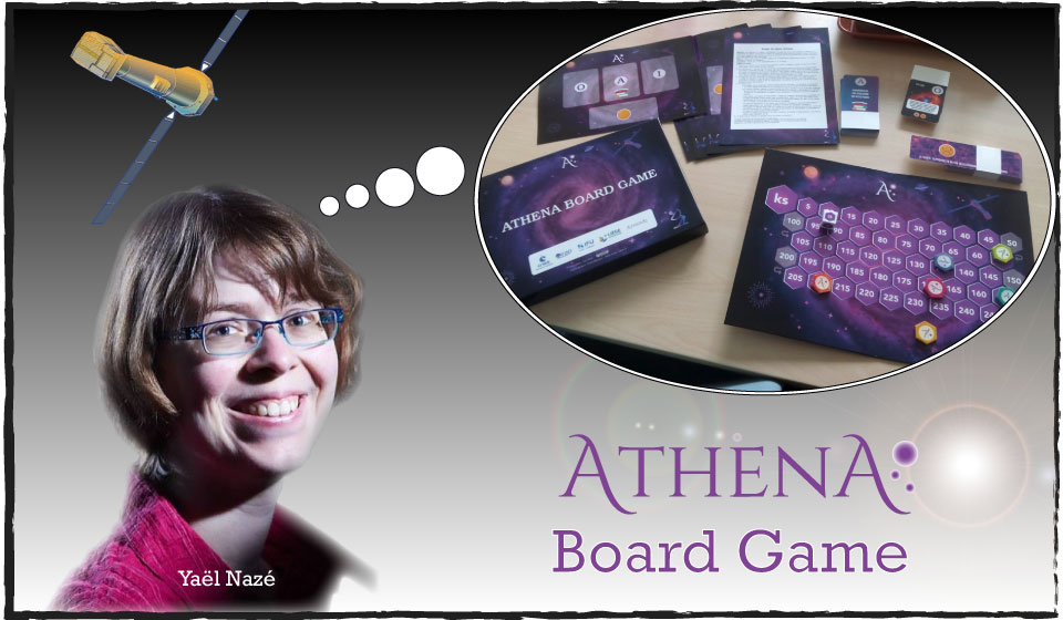 Learning about Athena with its board game