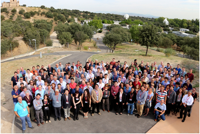 The first scientific conference dedicated to the Athena X-ray observatory