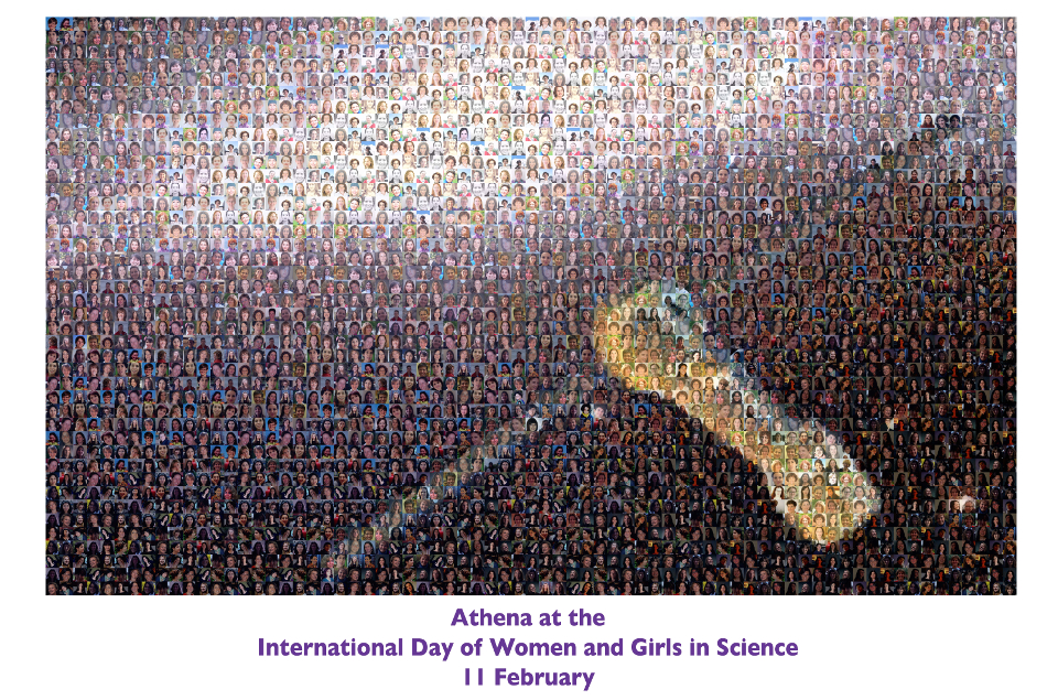 International Day of Women and Girls in Science, 2018